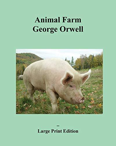 9784871872690: Animal Farm - Large Print Edition