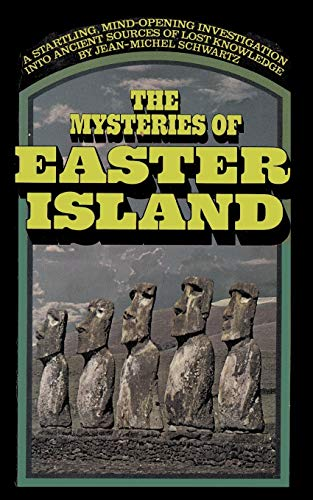 9784871873079: The Mysteries of Easter Island