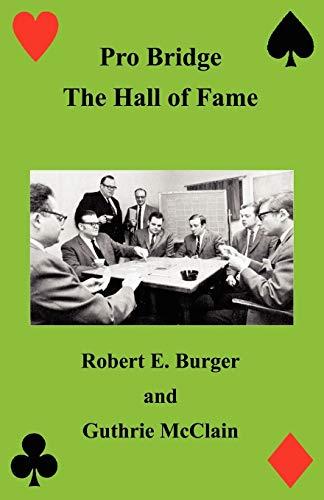 9784871874564: Pro Bridge - The Hall of Fame