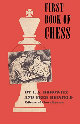 9784871874588: First Book of Chess