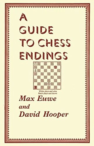 9784871874755: A Guide to Chess Endings