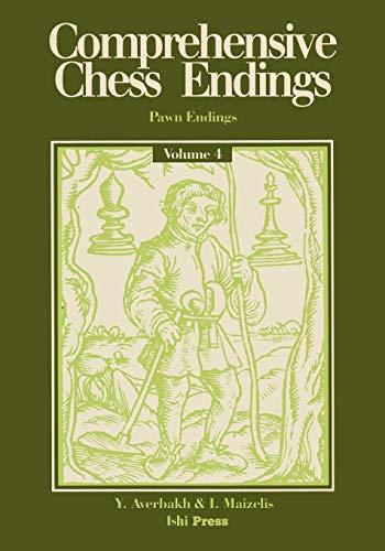 9784871875066: Comprehensive Chess Endings Volume 4 Pawn Endings