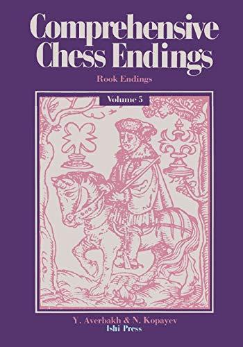 9784871875073: Comprehensive Chess Endings Volume 5 Rook Endings