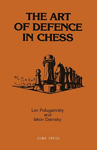 9784871875196: The Art of Defence in Chess