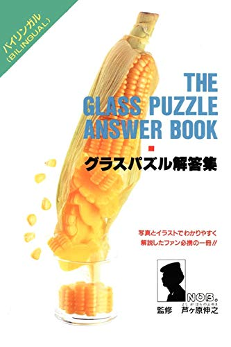 The Glass Puzzle Answer Book: Nobuyuki Yoshigahara