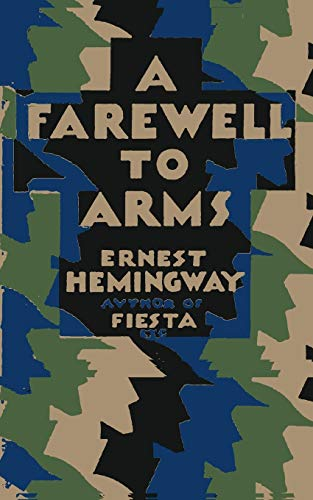 A Farewell to Arms, Jonathan Cape Edition: Hemingway, Ernest