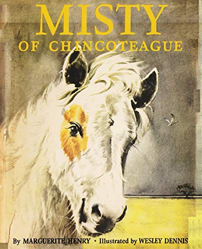9784871876834: Misty of Chincoteague