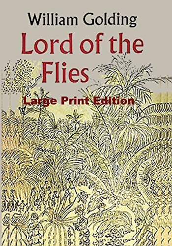 9784871876902: Lord of the Flies - Large Print Edition