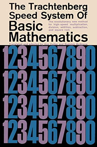 9784871877091: The Trachtenberg Speed System of Basic Mathematics
