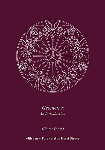 Geometry An Introduction: Ewald, Günther