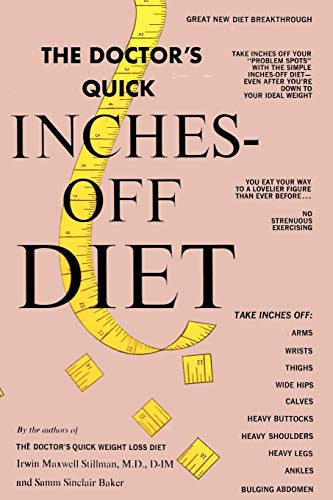 9784871877213: The Doctor's Quick Inches-Off Diet