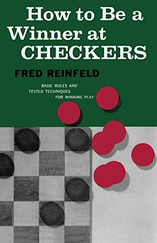 9784871877404: How to Be a Winner at Checkers