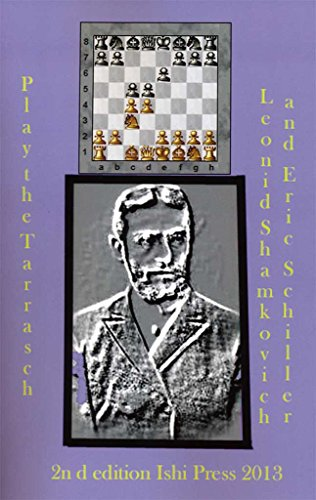 Play the Tarrasch: A Chess Works Publication (4871877426) by Shamkovich, Leonid; Schiller, Eric
