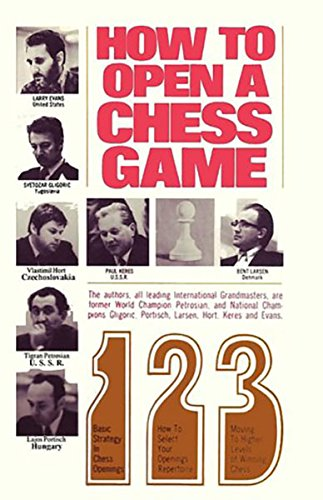 9784871878173: How to Open a Chess Game