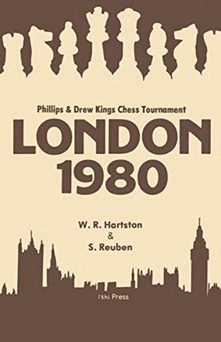 9784871878593: London 1980: Phillips and Drew Kings Chess Tournament