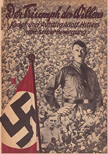 9784871879118: Triumph of the Will: Fight and Ascent of Adolf Hitler and its Movement
