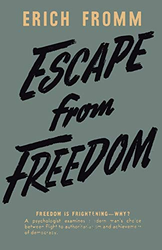 9784871879156: Escape from Freedom