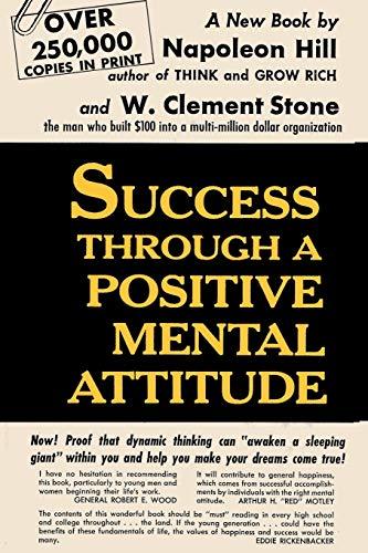 9784871879651: Success Through A Positive Mental Attitude