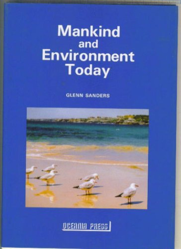 9784872030556: Mankind and Environment Today