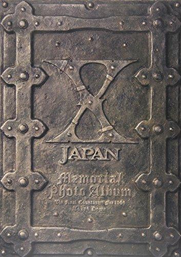 9784872792171: X Japan Memorial Photo Album Book Japan Limited(big Sized Book)