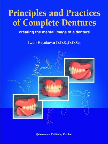 Principles And Practices Of Complete Dentures: Creating: Hayakawa, Iwao
