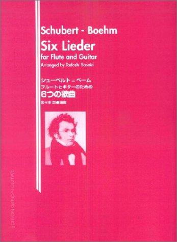 Franz Schubert Quartetto D96 After Matiegkas Notturno Op 21 for Flute Viola Cello and Guitar Chanterelle