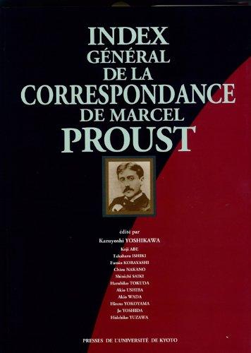 9784876980673: Index General de la Correspoda (1998) ISBN: 4876980675 [Japanese Import]