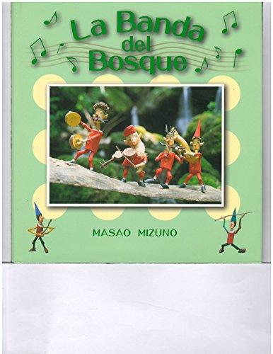 9784880125121: La Banda del Bosque (The Wood Folk Music Band) (Spanish Edition)