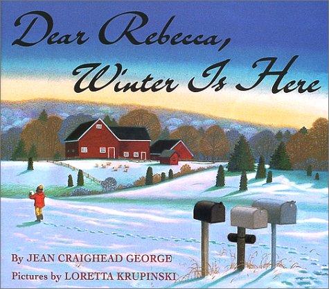 9784880128856: DEAR REBECCA,WINTER IS HERE