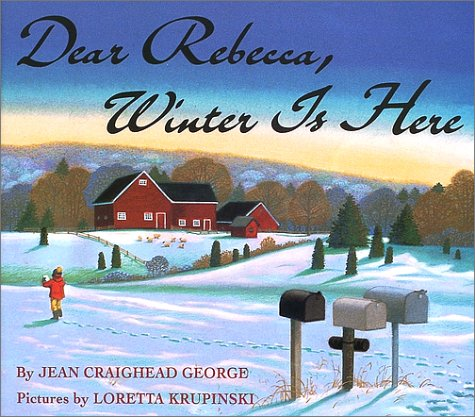 9784880128856: DEAR REBECCA, WINTER IS HERE (2002) ISBN: 4880128856 [Japanese Import]