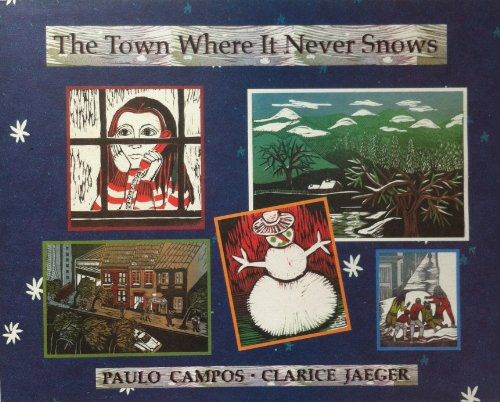 9784880129365: The Town where it Never Snows.