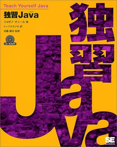9784881357484: Teach Yourself Java (1999) ISBN: 4881357484 [Japanese Import]