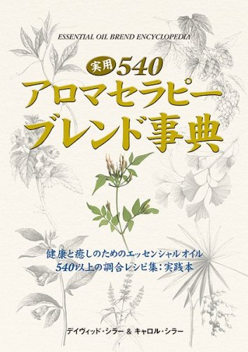 9784882826620: Jitsuyō 540 aromaserapī burendo jiten