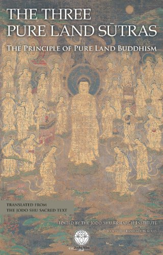 9784883630660: The Three Pure Land Sutras: The Principle of Pure Land Buddhism