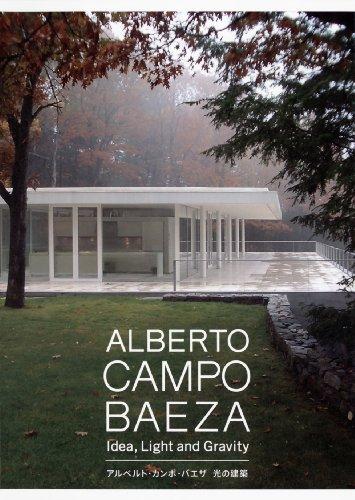 9784887063013: Alberto Campo Baeza: Idea, Light and Gravity