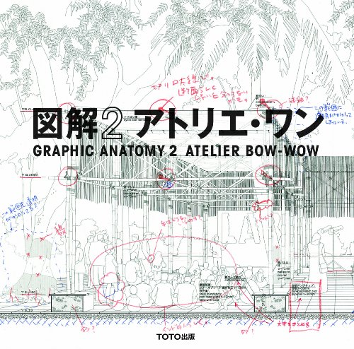 9784887063402: Atelier Bow-Wow - Graphic Anatomy 2