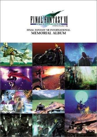 9784887870291: Final Fantasy VII International Memorial Album