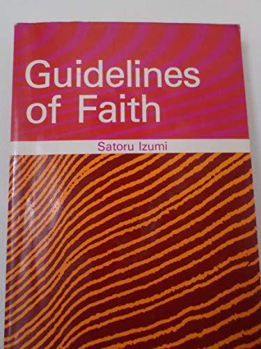 Guidelines of Faith (Shido no izumi): Izumi, Satoru