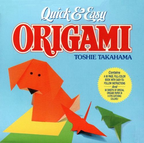 9784889960563: Quick & Easy Origami (Origami Classroom Boxed Sets Series)