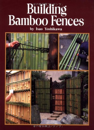 9784889960808: Building Bamboo Fences