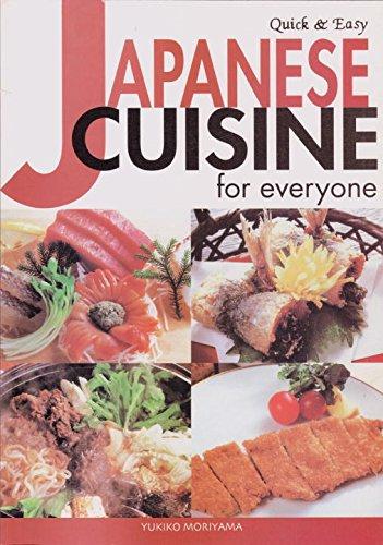 Quick & Easy Cookbooks Series: Quick and Easy: Moriyama, Yukiko