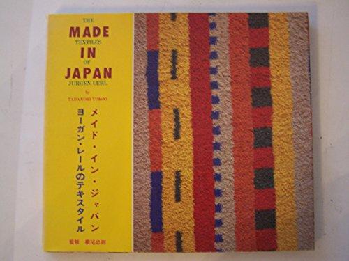 Made in Japan: The Textiles of Jurgen: Tadanori Yokoo