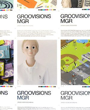 9784891947804: Groovisions MGR
