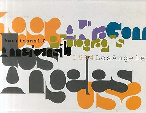 Americans1.0: 1994LosAngeles: Gomi, Akira