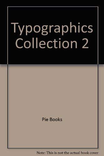 Typographics Collection: Pie Books