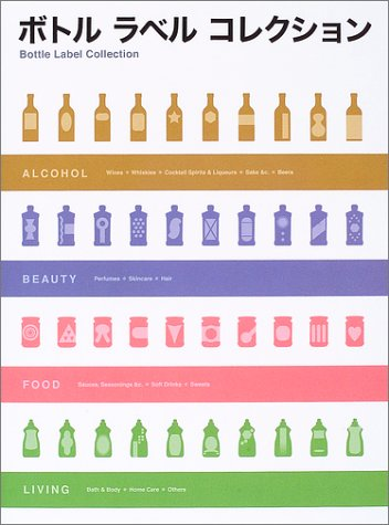 9784894442818: Bottle Label Collection