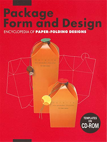 Package Form and Design: Encyclopedia of Paper-Folding