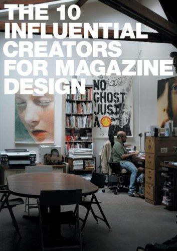 9784894446403: The 10 Influential Creators for Magazine Design