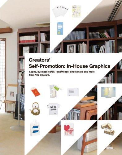 Creators' Self-Promotion : In-House Graphics: PIE Books