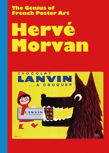 9784894448407: Hervé Morvan: The Genius of French Poster Art